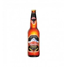 NEPAL ICE STRONG BOTTLE BEER 650ML