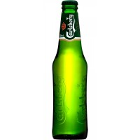 Carlsberg Beer (650ml) bottle