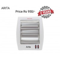Brand Arita Halogen Heater 2Rod