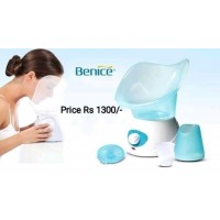 Brand Benice Facial and Nasal Steamer 3in1 with Best Quality