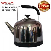 Wega Electric Automatic Kettle 7l