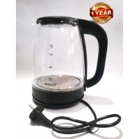 Wega Glass Cordless Jug/ kettle 8l