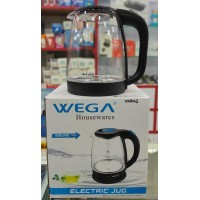 Wega Transparent Electric Jug